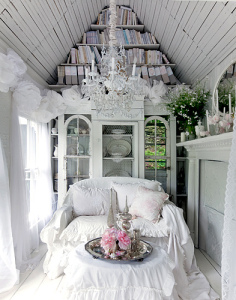 Shabby Chic house
